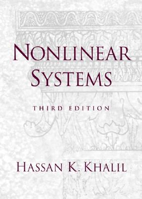 Nonlinear Systems By Khalil, Hassan K.